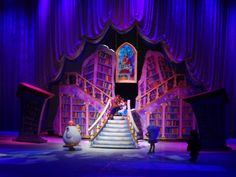 The library has always been my favorite scene in Beauty and the Beast. Click to view larger. / Image: Dakster Sullivan