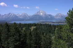 Grand Teton National Park, Wyoming Check out the website to see Best Places To Camp, Oh The Places You'll Go, Great Places, Camping Spots, Go Camping, Wyoming Camping, Camping Places, Winter Camping, Vacation Trips