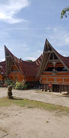 Huta Siallagan - Ancient Batak Village on Samosir Island