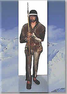 L'uomo di Mondeval a Mondeval de Sora in Selva di Cadore