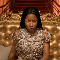 "nicki minaj from the ""Light My Body Up"" music video."