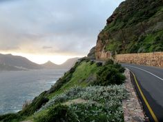 The Cape Peninsula loop is one of the most spectacular drives in the world and it's a great day road trip from Cape Town. Holiday Travel, Cape Town, Day Trip, South Africa, Travel Photography, Scenery, Country Roads, City, World
