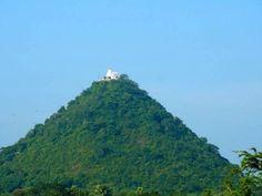 Sri Lakshmi Narasimha Swamy Temple on the hill top at Korukonda of East Godavari District, Andhra Pradesh