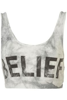 more reasons to work out... crop tops are back. and so cute