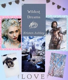 Wildest Dreams by Kristen Ashley Kristen Ashley Books, Christine Feehan, Dream Book, Book Characters, Romance Novels, Book Series, Book Worms, Real Life, Rock Chick