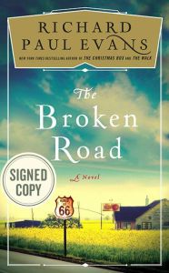 The Broken Road (Signed Book)