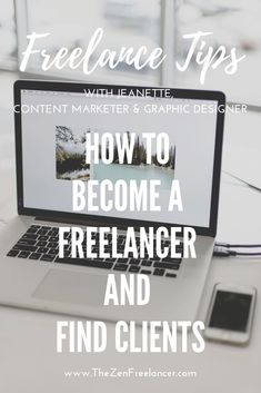 Freelance tips with Jeanette, a content marketer and graphic designer from The Netherlands. Within the 'Freelance Tips WIth' series, she shares her best advice on how to find clients online and become a successful freelancer. Freelance Graphic Design, Freelance Designer, Freelance Online, Content Marketing, Online Marketing, Design Management, Business Tips, Online Business, How To Get Clients