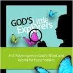 God's Little Explorers:  Week 5 (T is for Tent + Abraham)