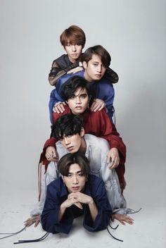 Logan, Act Training, Korean Entertainment Companies, P Wave, Pop P, Ideal Boyfriend, Corny Jokes, Cute Cartoon Wallpapers, Pop Group