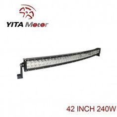 42 Inch 240W Curved Off Road LED Light Bar Yita-B240-C1