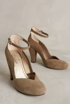 Anthropologie Electrify Heels #anthrofave #anthropologie