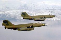 Norwegian F-104G