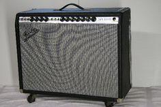 1971 Fender Twin Reverb - Beat up a bit but it sounds amazing.