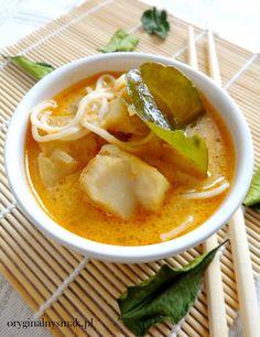 Tajska zupa rybna  | Oryginalny smak