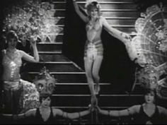 Lisa Gerrard - Space Weaver - (Music Video) Awesome song with great video from old burlesque/erotic footage