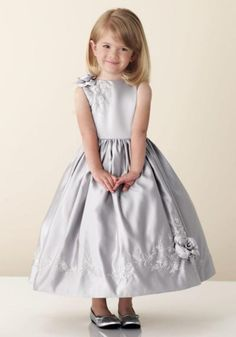 Weddbook is a content discovery engine mostly specialized on wedding concept. You can collect images, videos or articles you discovered  organize them, add your own ideas to your collections and share with other people - Joan Calabrese by Mon Cheri Flower Girls Dress 110300