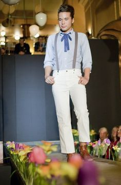 male tea party attire - Google Search
