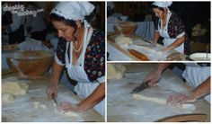 Pasta making in Buzet - Chasing the Donkey