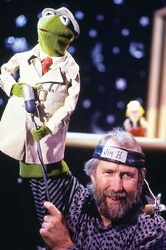 As a puppeteer, this man was a genius.