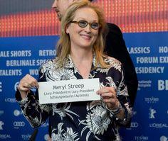 Jury-Präsidentin der Berlinale 2016: Meryl Streep