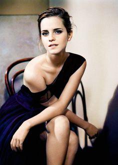 Interesting seated pose - Emma