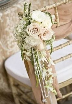 romantic vintage reception wedding flowers wedding decor