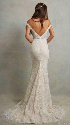 Tara Lauren Spring 2018 Wedding Dresses  #weddingdress; #bridalgown
