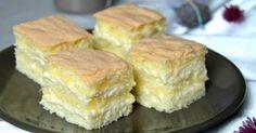 Prăjitură cu cremă de lămâie și ciocolată albă – un răsfăț cu aromă puternică de lămâie! Russian Recipes, Lemon Curd, Relleno, Cornbread, Baking Recipes, Muffin, Food And Drink, Sweets, Cooking
