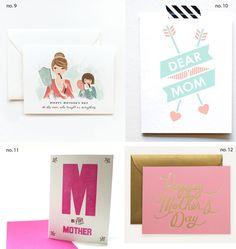 Poppytalk: Mother's Day Card Round-Up - Part 1