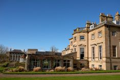Book your stay at the Ednam House Hotel for a luxurious break in Scotland, whether you're looking for a special wedding venue or a home away from home on the Scottish Borders. Kelso Scotland, Georgian Architecture, Short Break, Stone Work, House Made, Home And Away, Weekend Getaways, Relax, Outdoors