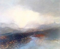 Lost Land 1 50x60cm Oil on canvas