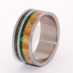 Aoraki     Minter  Richter | Titanium Rings  Unique Wedding Rings | Titanium Rings | Minter + Richter