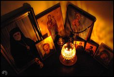 Orthodox Icon Corners:  a group on Flickr