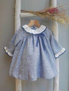 Vestido Azulón FINA EJERIQUE