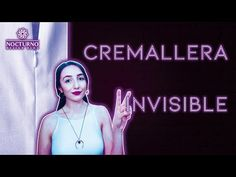 2 formas de coser una cremallera invisible – Nocturno Design Blog Design Blog, Neon Signs, Magdalena, Tips, Youtube, Vestidos, Sewing Art, Dress Sewing Patterns, Sewing Lessons