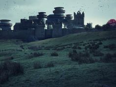 """[05] """"I was only eleven years old, when I left for Winterfell, little did I know it would be my home for many years later. I was brought up in a keep, but I was overwhelmed when I first saw Winterfell, all I can remember, was the sheer intimidation. So many guards in armour, the direwolf sigils on almost every wall, towering ramparts and it was busy, very busy…"""