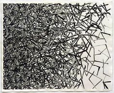 Julian Lethbridge  Toner wash on paper
