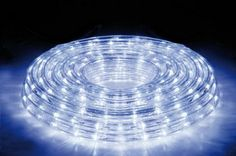 LED Ropelight 13mm 10m 3 Wire White