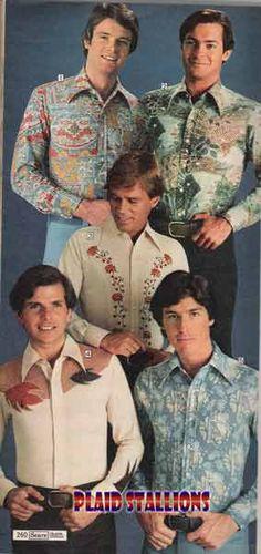 The Best of Fashion Mockery Part 1 I 70's fashion I polyester I Catalogs I Plaidstallions.com