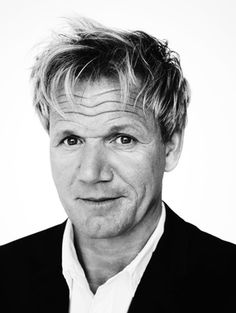 Gordon Ramsey by Michael Muller