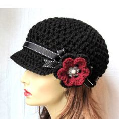 Cute Hat, gonna have to try and make one