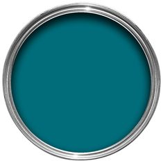 Dulux Made By Me Interior & Exterior Totally Teal Gloss Paint 250ml | Departments | DIY at B&Q