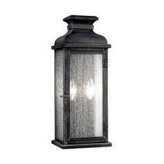 Charlton Home Cajigas Oil Burnished Bronze 1 - Bulb Outdoor Wall Lantern | Wayfair Outdoor Ceiling Fans, Outdoor Wall Lantern, Outdoor Wall Lighting, Outdoor Walls, Wall Sconce Lighting, Outdoor Flush Mounts, Outdoor Sconces, Exterior Light Fixtures, Exterior Lighting