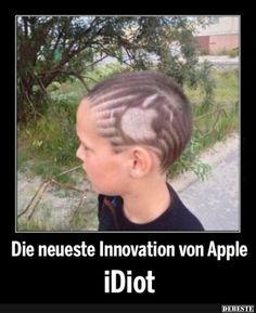 Die neueste Innovation von Apple.. | Lustige Bilder, Sprüche, Witze, echt lustig