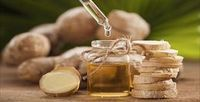 O óleo de gengibre é um remédio com grandes benefícios.