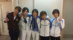 Free! ~~ Awesome seiyuu cosplaying their characters!