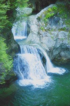 ✮ Scenic Waterfall - Jasper, Canada