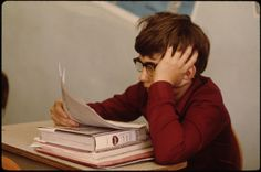 Más tamaños   Students Studying at Cathedral Senior High School in New Ulm, Minnesota...   Flickr: ¡Intercambio de fotos!