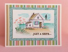 ETA: I was so pleased that this card won the Top Spot in the Art Impressions Sweet Summertime Challenge! Thank you!   I am not sure if you ...