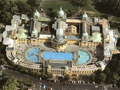 Visit Hungary - The Best Thermal Baths